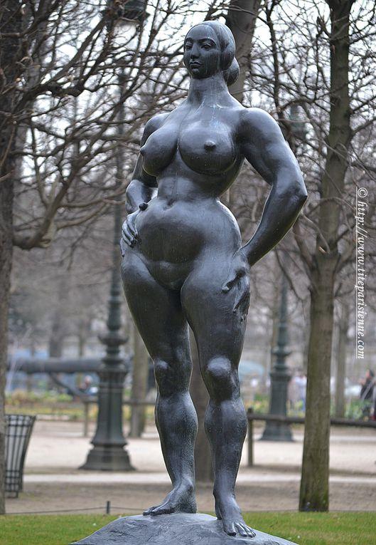 Jardin des Tuileries, Place Vendôme, Place de la Concorde