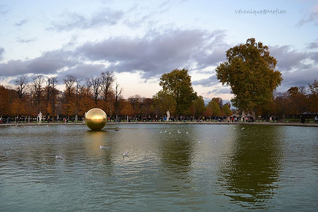 jardins des Tuileries FIAC 2013