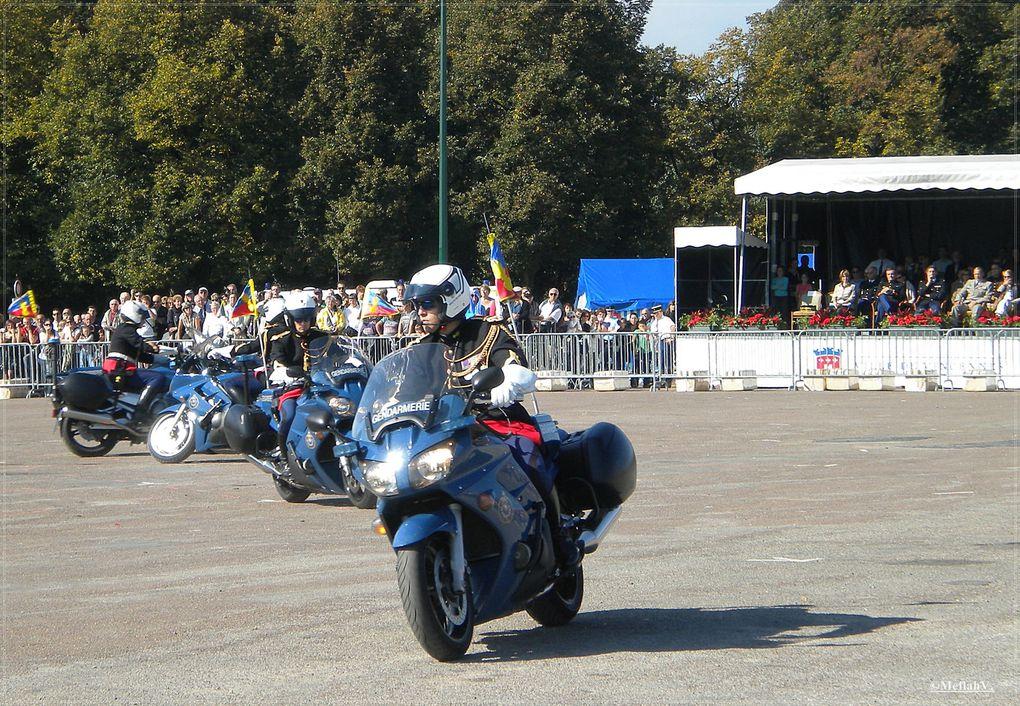 La Garde Républicaine 24 et 25 septembre 2011 - Vincennes.