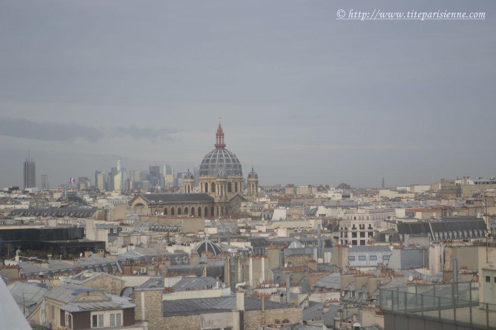 Magasins Printemps et Galeries Lafayette