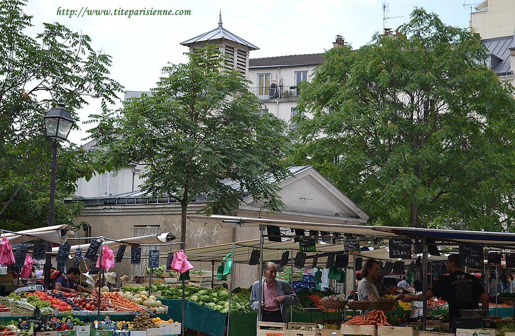 Quartier de la Bastille et ses environs