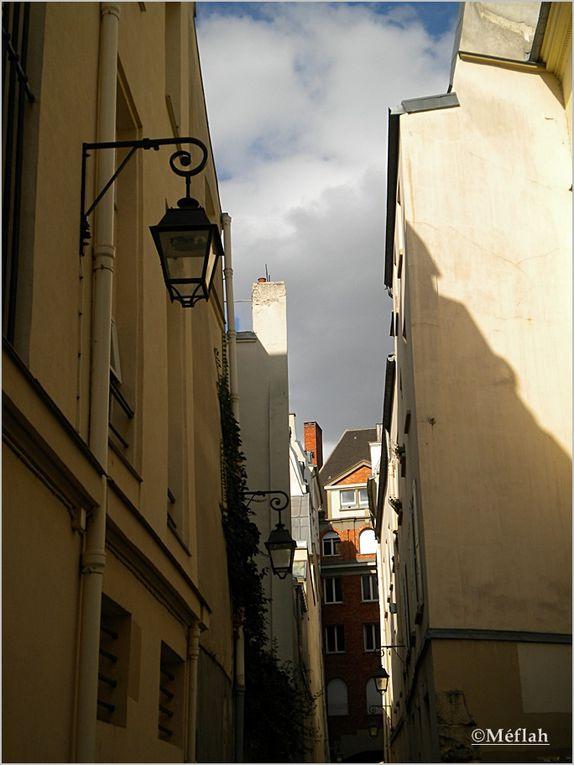 Photos pendant mes balades parisiennes