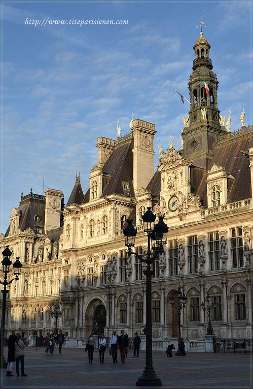 Quartier de l'Hôtel de Ville et ses environs