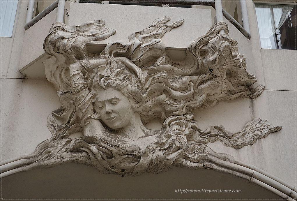 Monuments, faune et flore de Paris 19ème