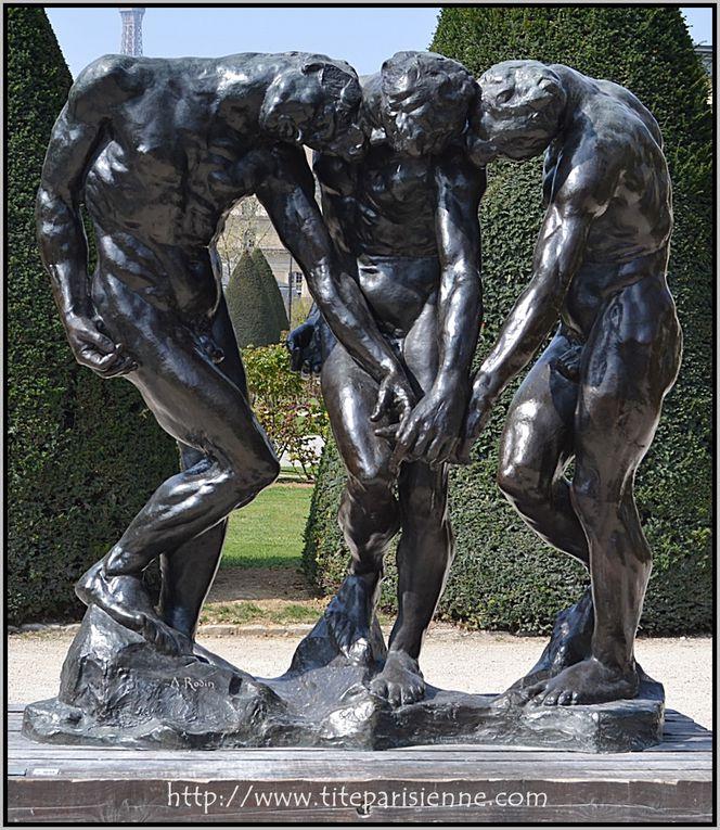 Mes visites dans les musées parisiens
