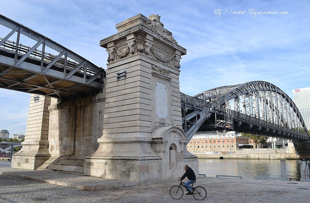 La Seine, ses quais, ses ports