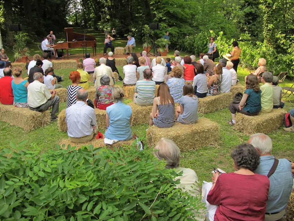 Album - Journée Cultures aux Jardins de Pontoise