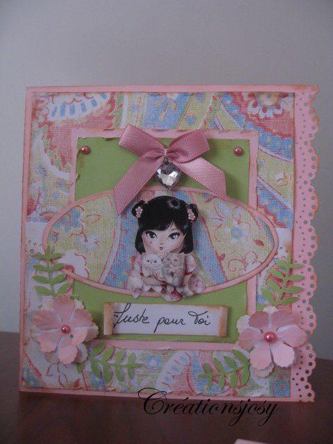 Album - Cartes de Josy