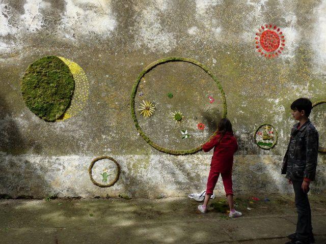 festival à Montlaur dans l'Aude de la nature et de l'humour 2014