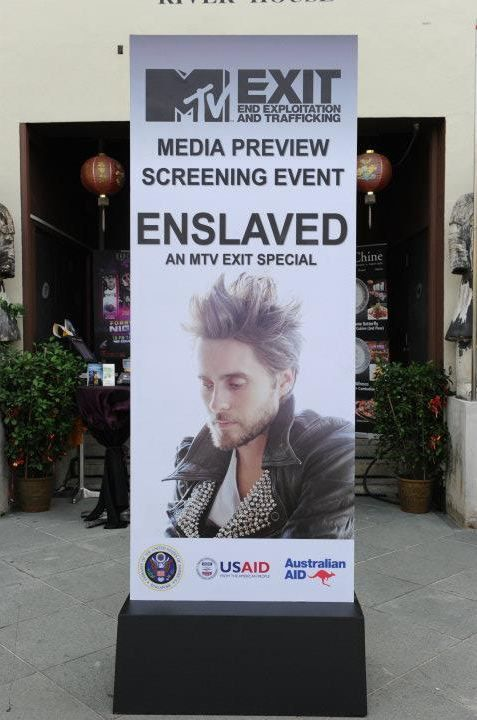Album - An-MTV-EXIT-Special--hosted-by-Jared-Leto--Launch-Event