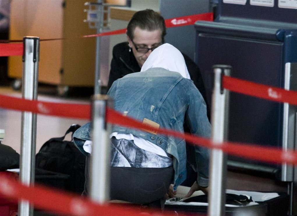 Album - Jared-Leto aeroport-prague