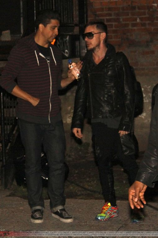 Album - Shannon-Leto-leaving-the-Metropolis-in-Montreal---May-2011