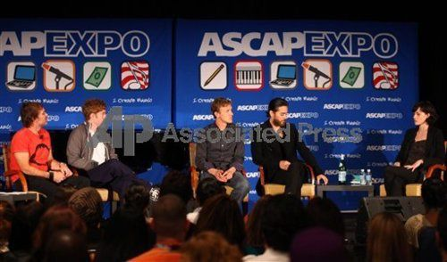Album - Jared-Leto---ASCAP-EXPO-2012