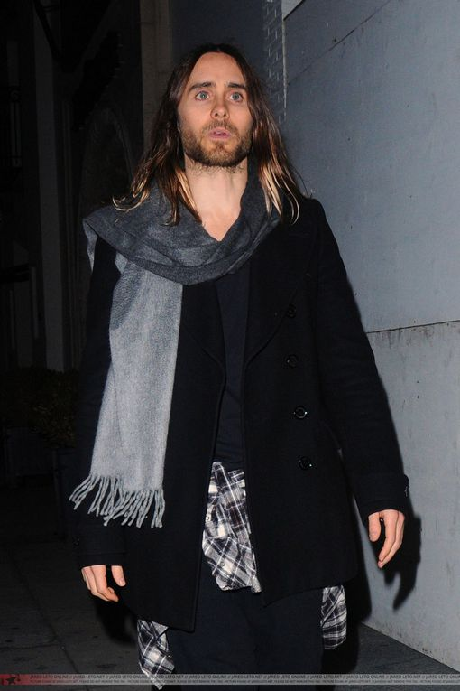 Album - Jared-Leto---Out-in-Los-Angeles---27-Fevrier-2014