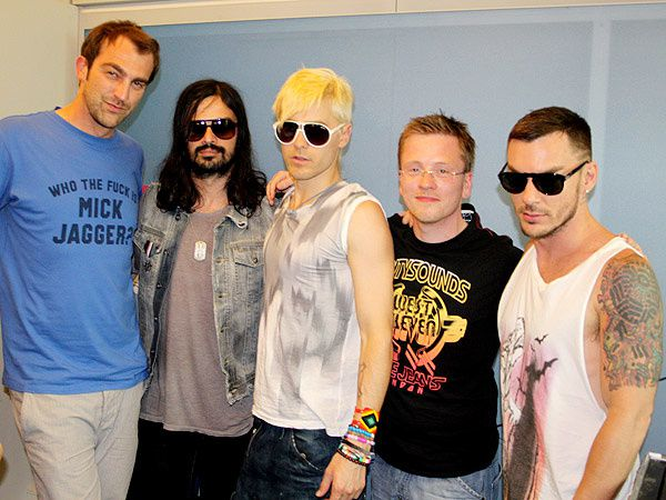 Album - Live ITW Webcam Juin 2010 30STM