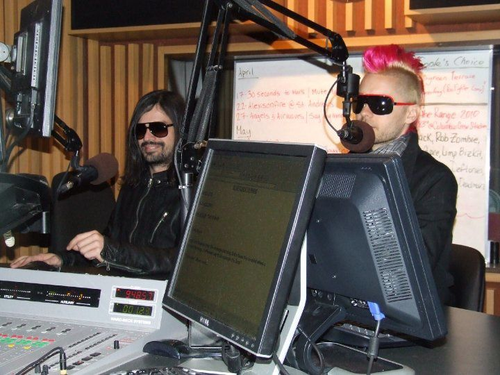 Album - 89 X radio avril 2010