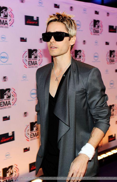 Album - MTV Europe Music Awards 2010 Arrivée 07/11/2010