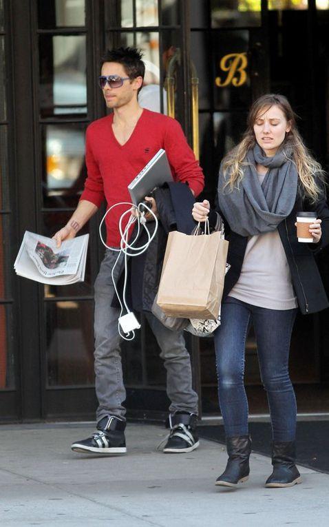 Album - Jared Leto New York 13/10/2010