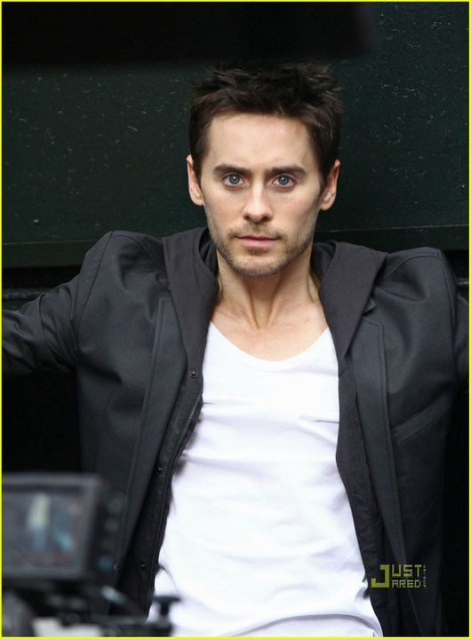 Album - Jared Leto © Hugo Boss