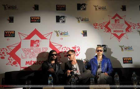 Album - MTV World Stages Mexico Press Conference 25/08/2010