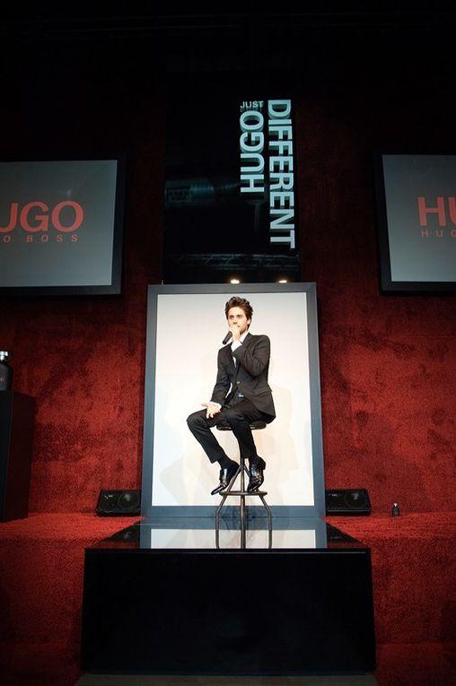 Album - Jared Leto, égérie Hugo-Boss