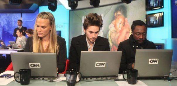 Album - Jared Leto-soutient-Haiti