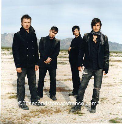 Album - 30 SECONDS TO MARS -LE-DEUXIEME-SITE-OFFICIEL