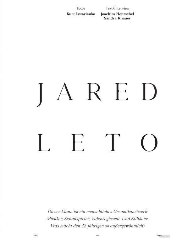 Album - Jared-Leto---GQ-Style-Germany-No.-25---SpringSummer-2014