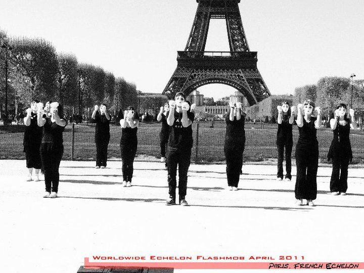 Album - Flasmob-Paris-2011