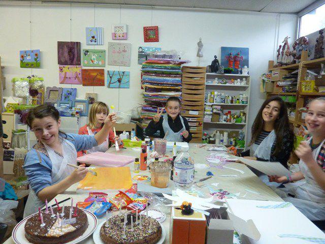 Album - atelier ENFANTS
