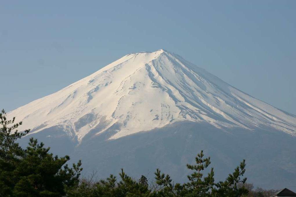De Kyoto au Mt Fuji