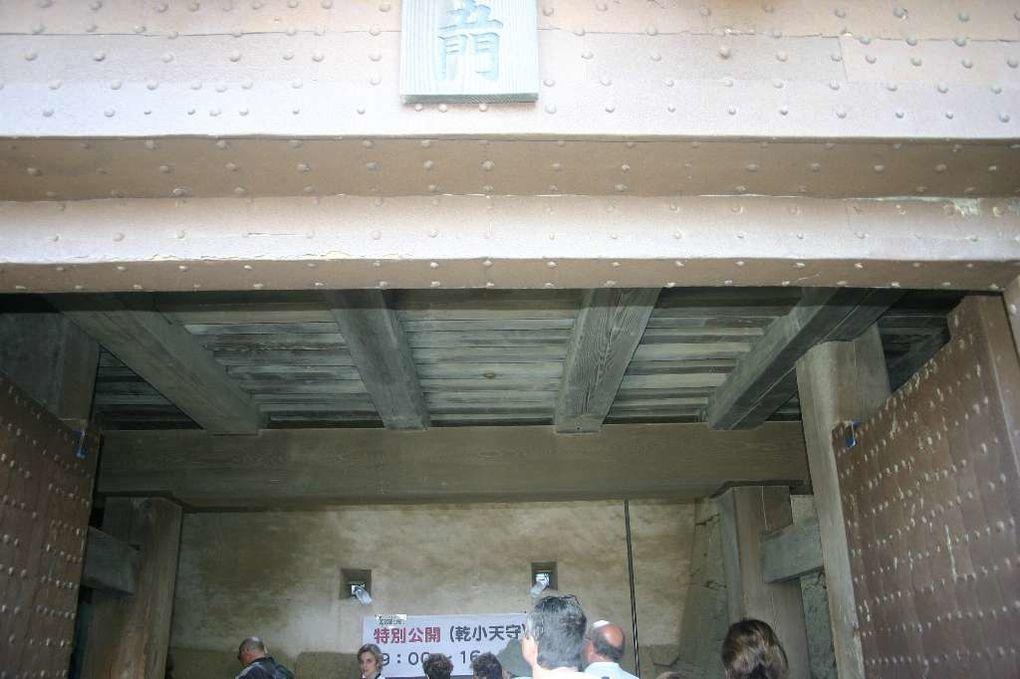 Avril 2009, voyage en circuit organisé à 4 avec Kim, Ingrid, Valérie et moi.Début du voyage, de Osaka à Hiroshima