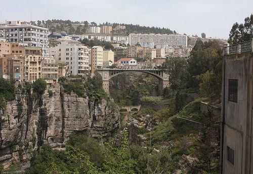 Album - Constantine, la ville des ponts suspendus/The City of Suspended Bridges