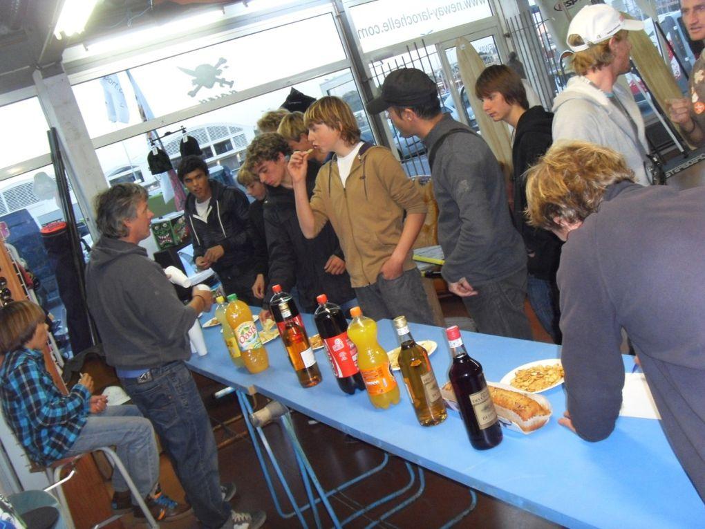 Album - NEWAY CNCG Speed Slalom Contest-28.11.09