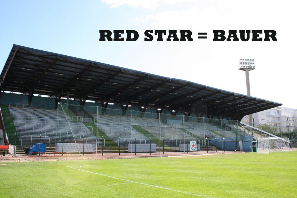 Album - Centenaire du stade Bauer