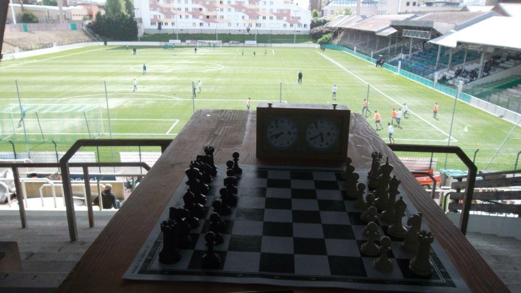 Echecs : 1er tournoi Jules Rimet des supporters du RS à BAUER