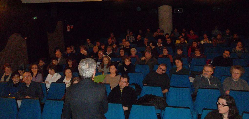 Préambule à l'hommage du samedi 23/02/13. Diffusion du film de R. Guédiguian.