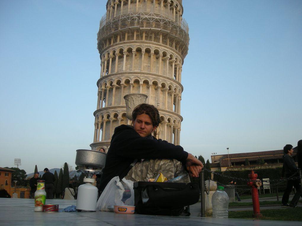 Album - Vie quotidienne Pisa-Roma