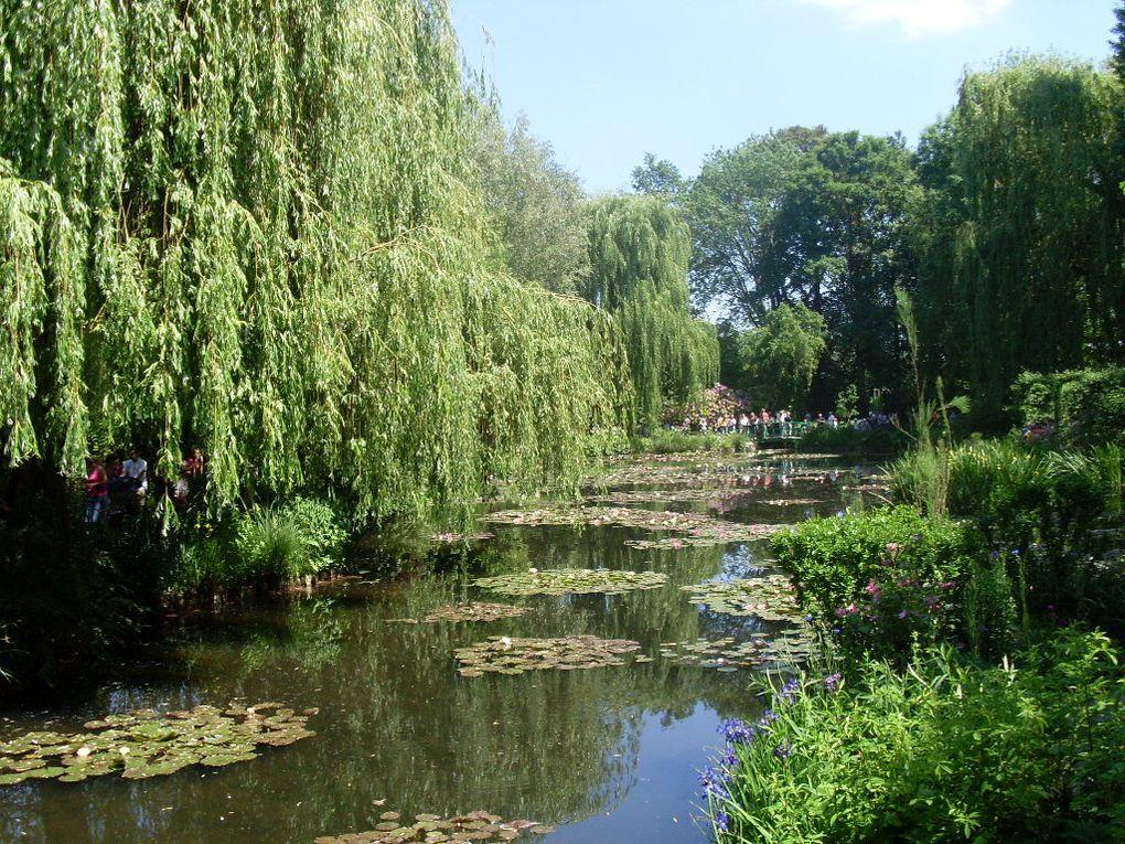 Du côté de Chez Claude Monet