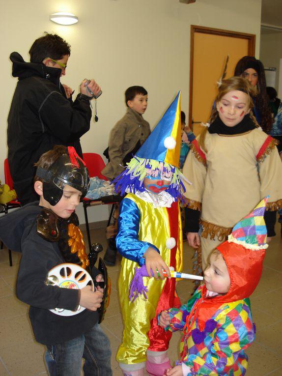 Carnaval du village de faucon du caire le 12 février 2010