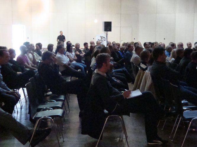 L'Assemblée Générale du 9 septembre 2010 a rassemblé un grand nombre d'adhérents sur le site SMART de Sarreguemines, dans une ambiance conviviale. De nombreux adhérents CFE-CGC NORAUTO y étaient présents ou représentés.