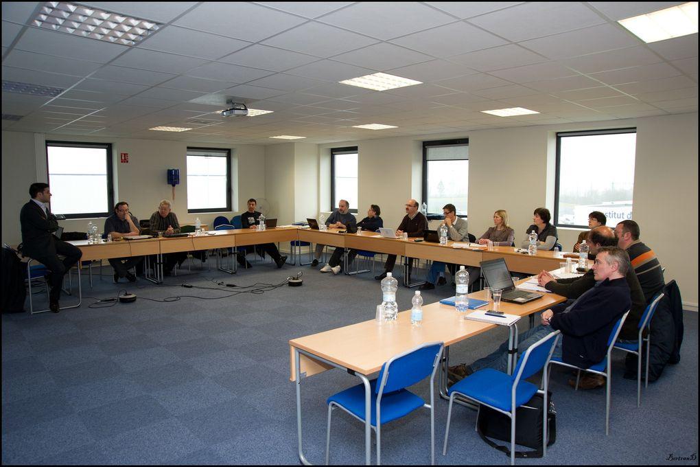 Les membres du Conseil National CFE-CGC NORAUTO et MIDAS se sont réunis les 17 et 18 mars 2011 à Lesquin. Parmi les nombreux sujets traités : l'écoute active en vue d'identifier les risques psychosociaux, la durée du travail, les NAO, ...