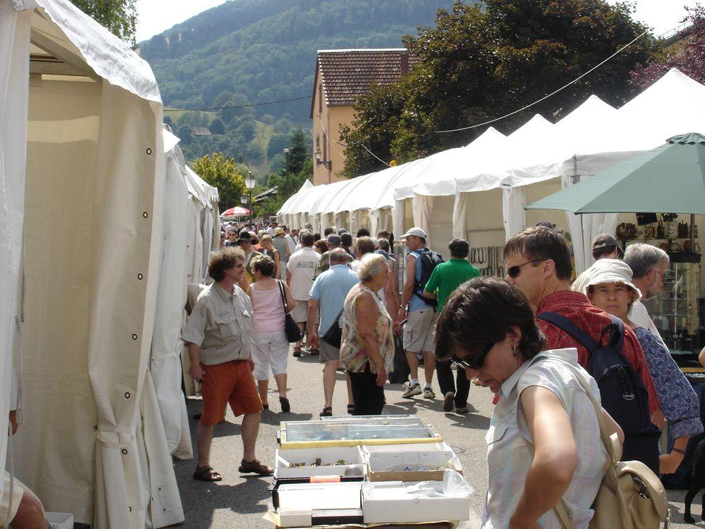 Photos de nos visites à EUROMINERAL 2205 et 2008