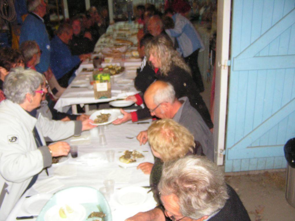 La soirée BBQSamedi 15 mai 2010