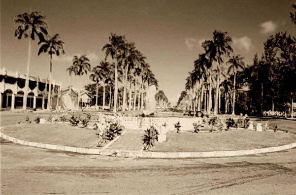 Manakara, vue sur le Canal des Pangalanes