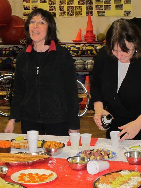 Tortillas faites maison et ambiance mouvementée pour ce début 2011!