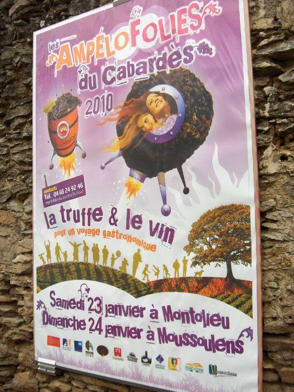 L'édition 2010, toujours plus de produits du terroir, des truffes et du vin
