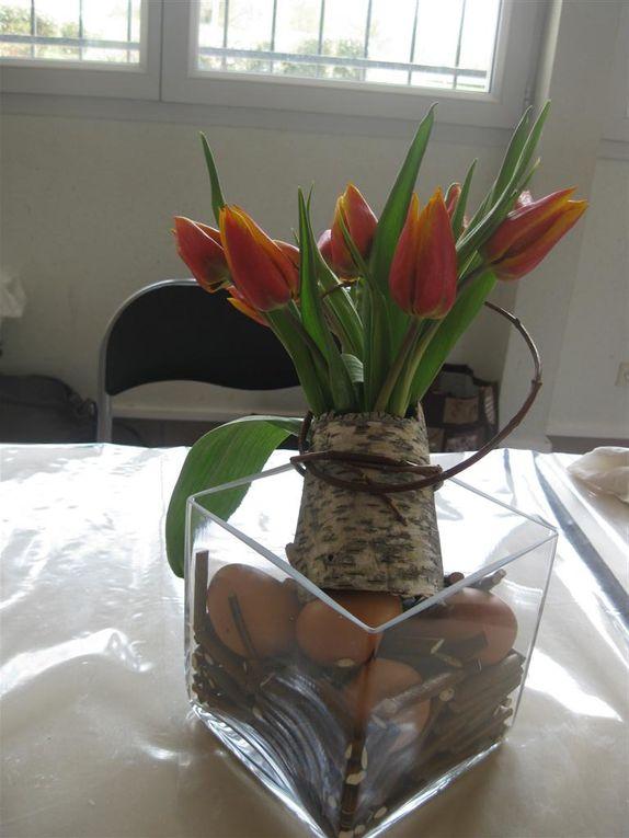 les cours de deco florale