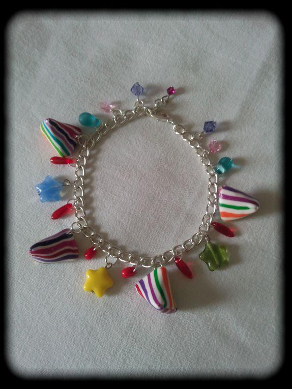 Les bracelets à grignoter