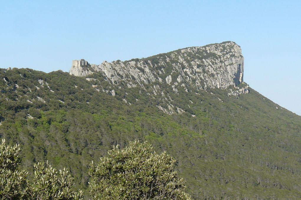 Une sélection des sites que nous apprécions à proximité du Castellas: des idées de ballade.
